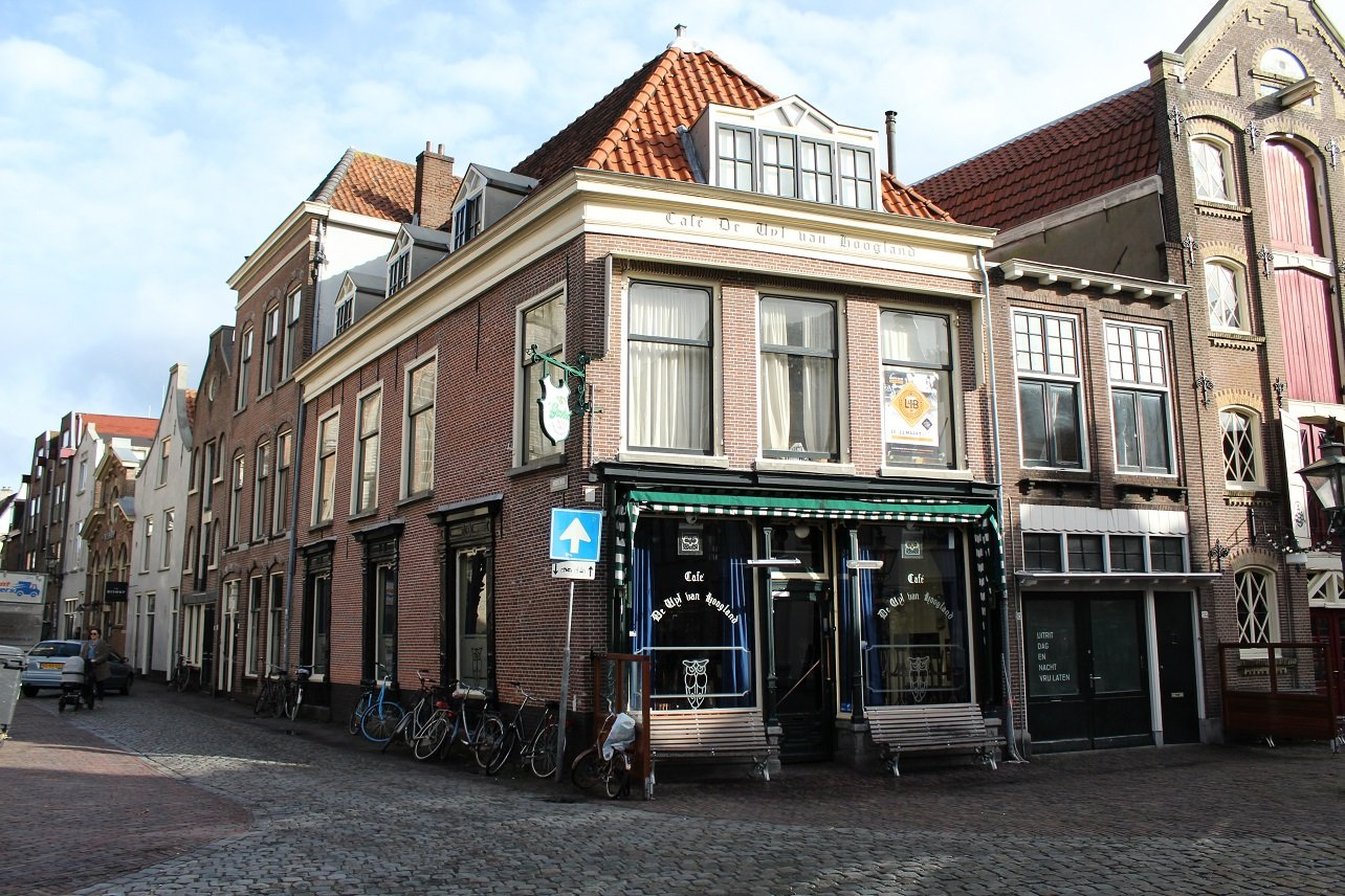 Café de Uyl van Hoogland