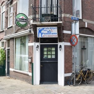 Cafe de Pomerans