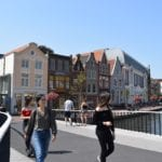 Catharinabrug leiden sleutelstad