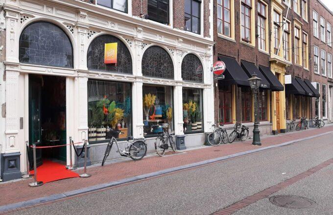 Opening Breehuys 16 KOKO Leiden