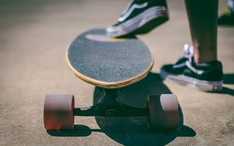 skateboard skaten
