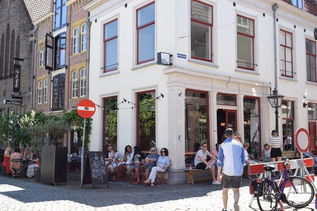 terras bar lokaal