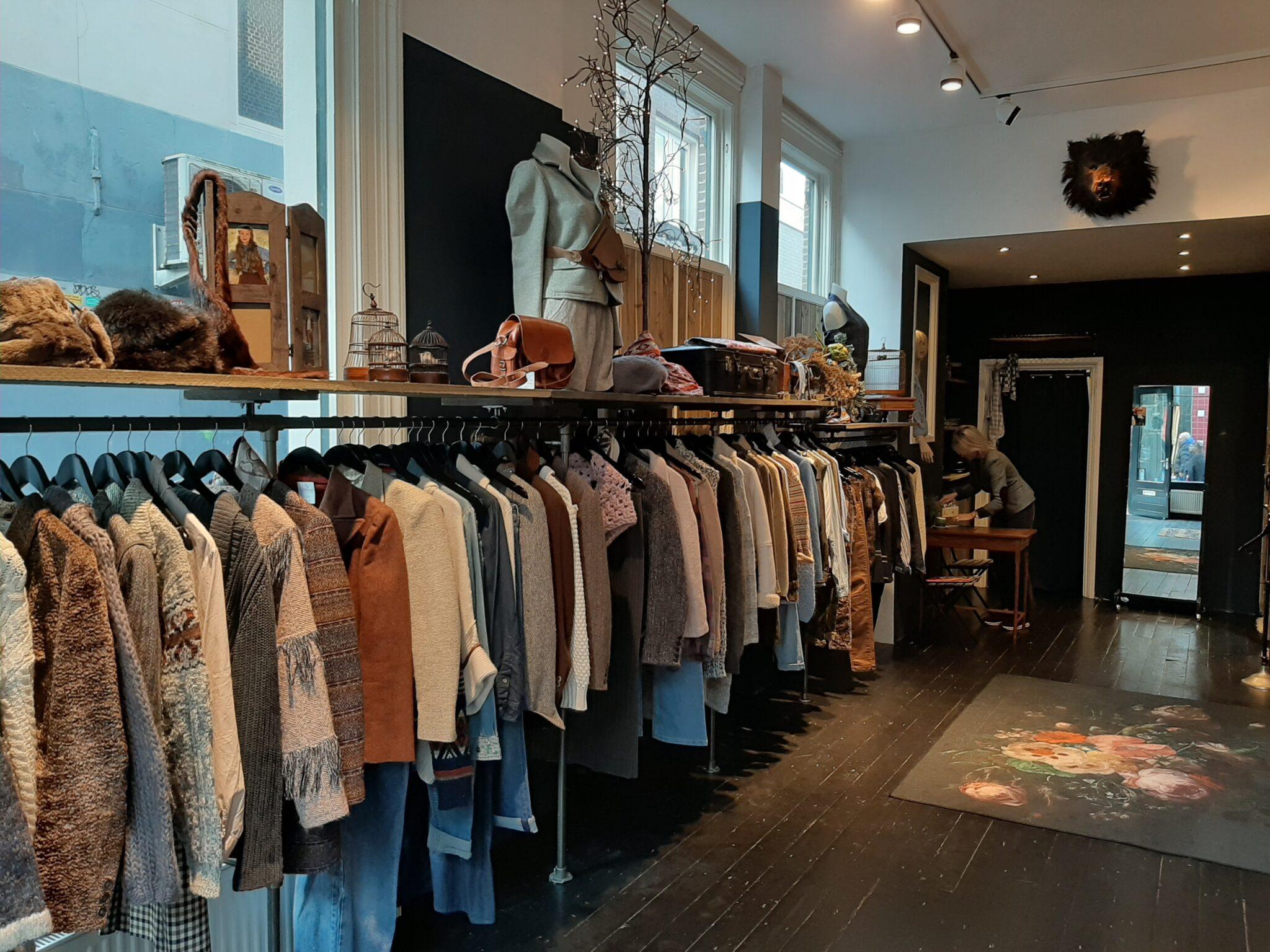 Vintagewinkel leiden lionheart