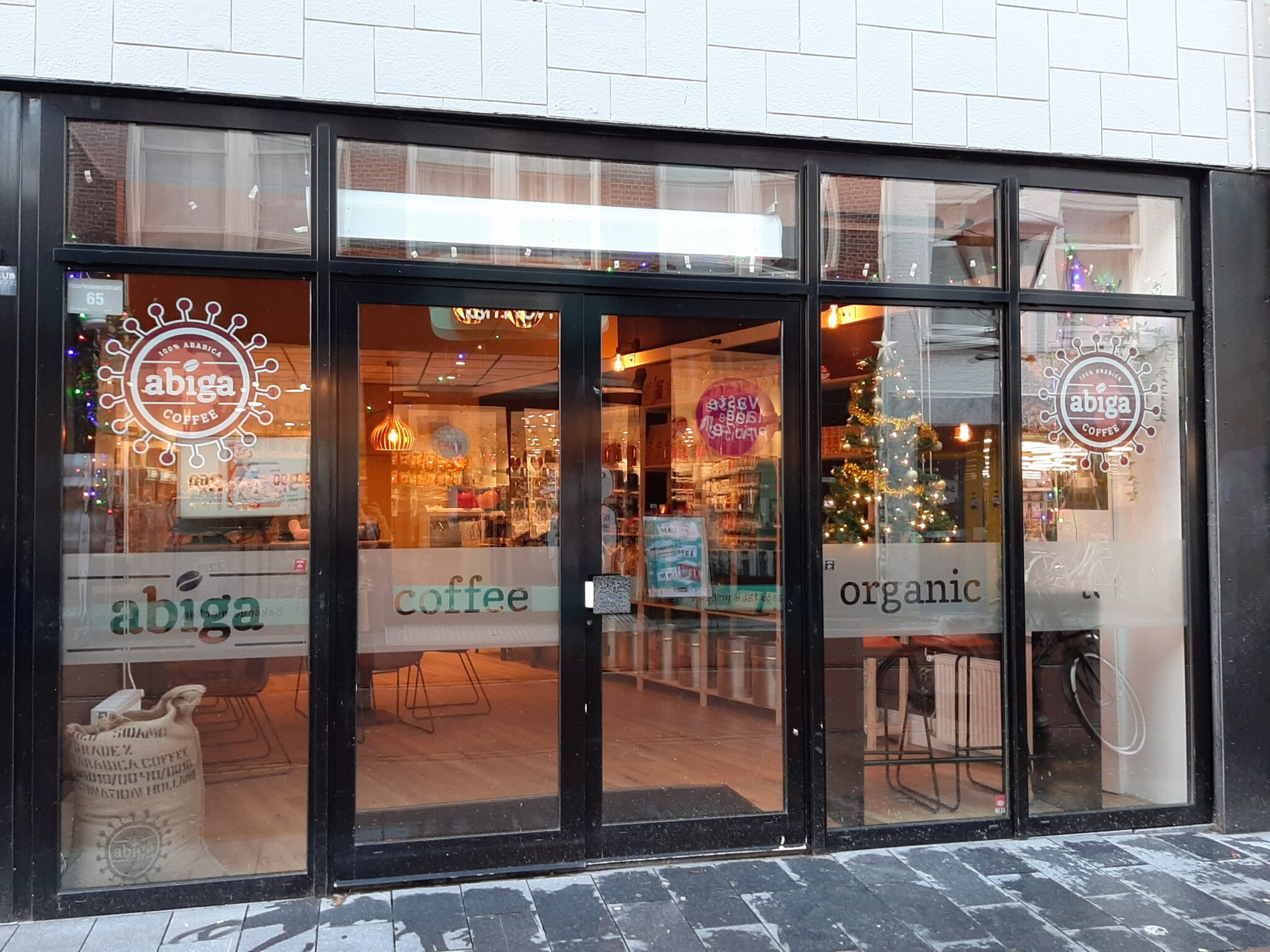 Abiga Coffee Leiden