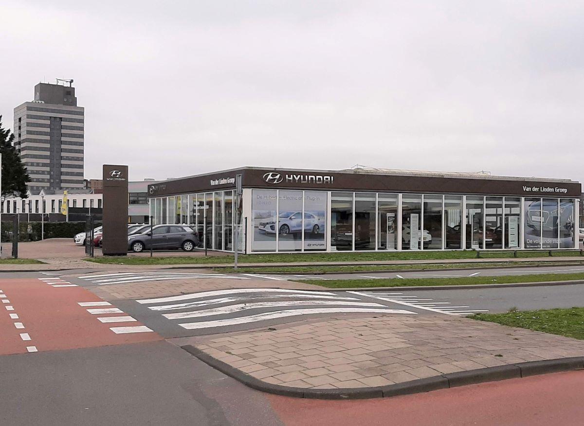 Van der Linden Groep Leiden