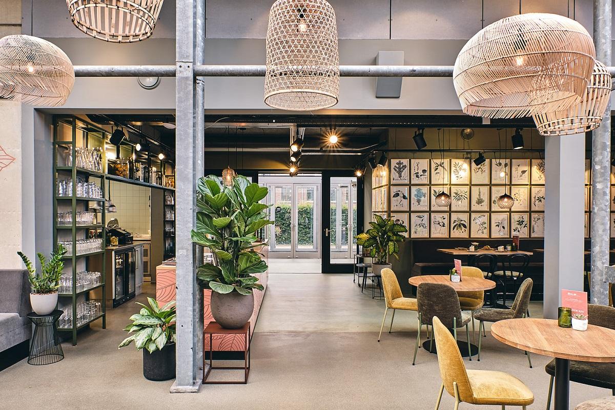 Hortus grand café