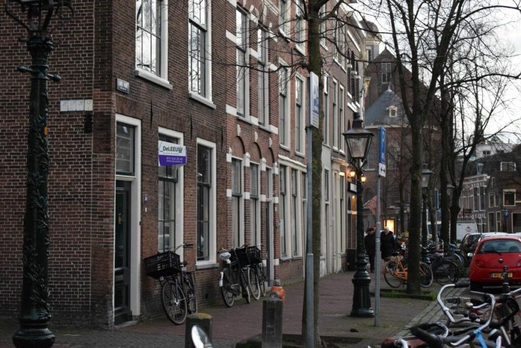 Huizen te koop Leiden