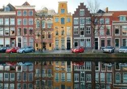 Herengracht Leiden Sleutelstad
