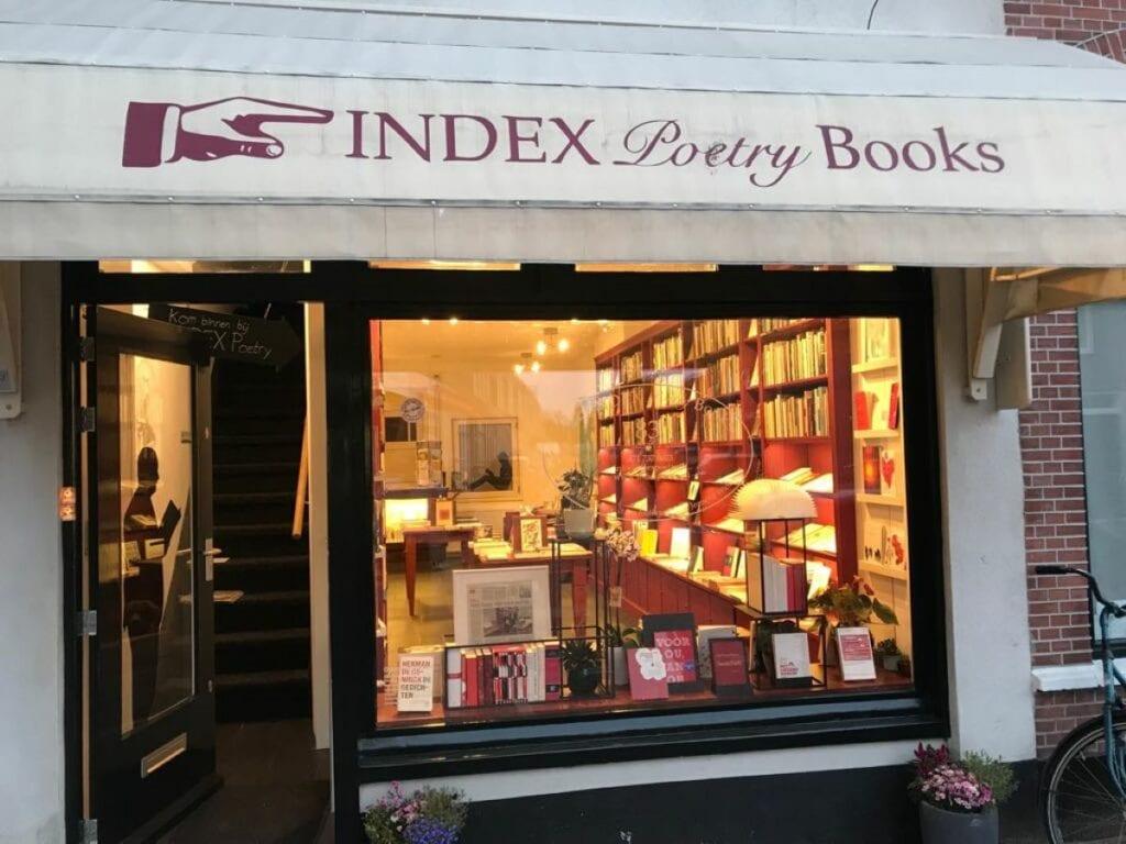 INDEX Poetry Books