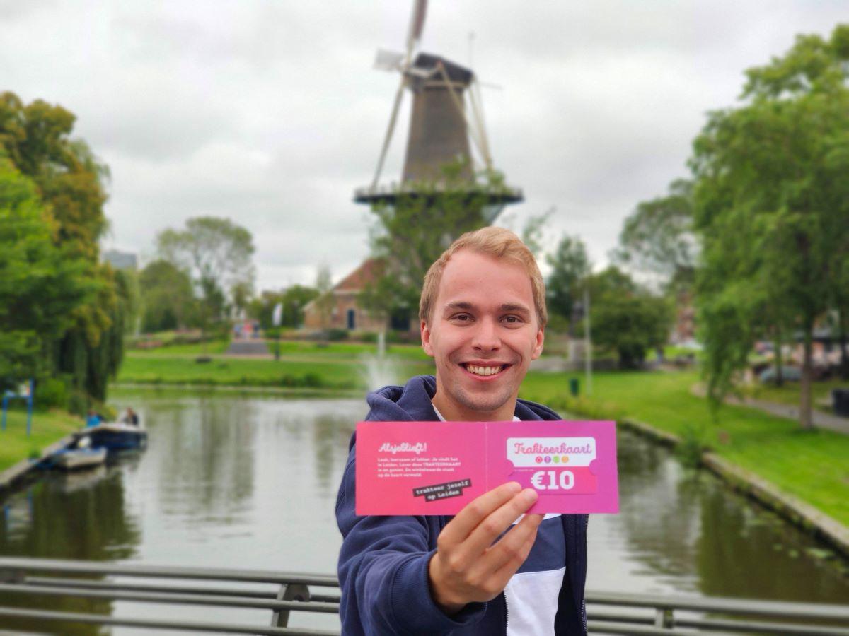 Jelte Liemburg Centrummanagement Leiden