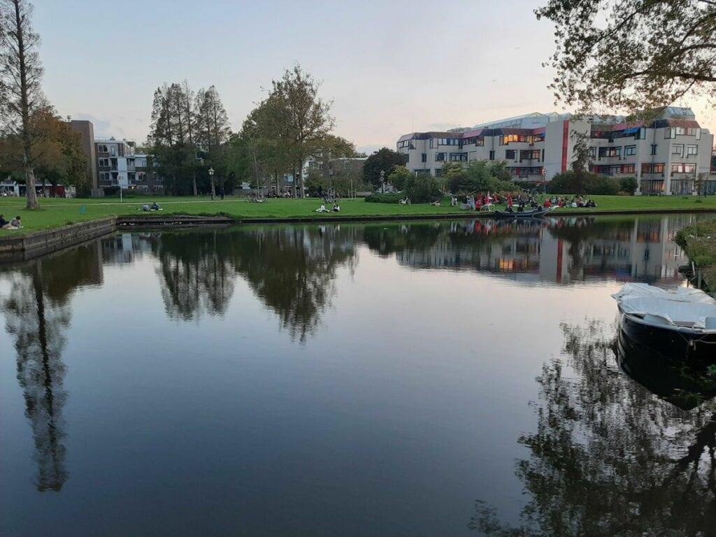 Huigpark picknick Sleutelstad