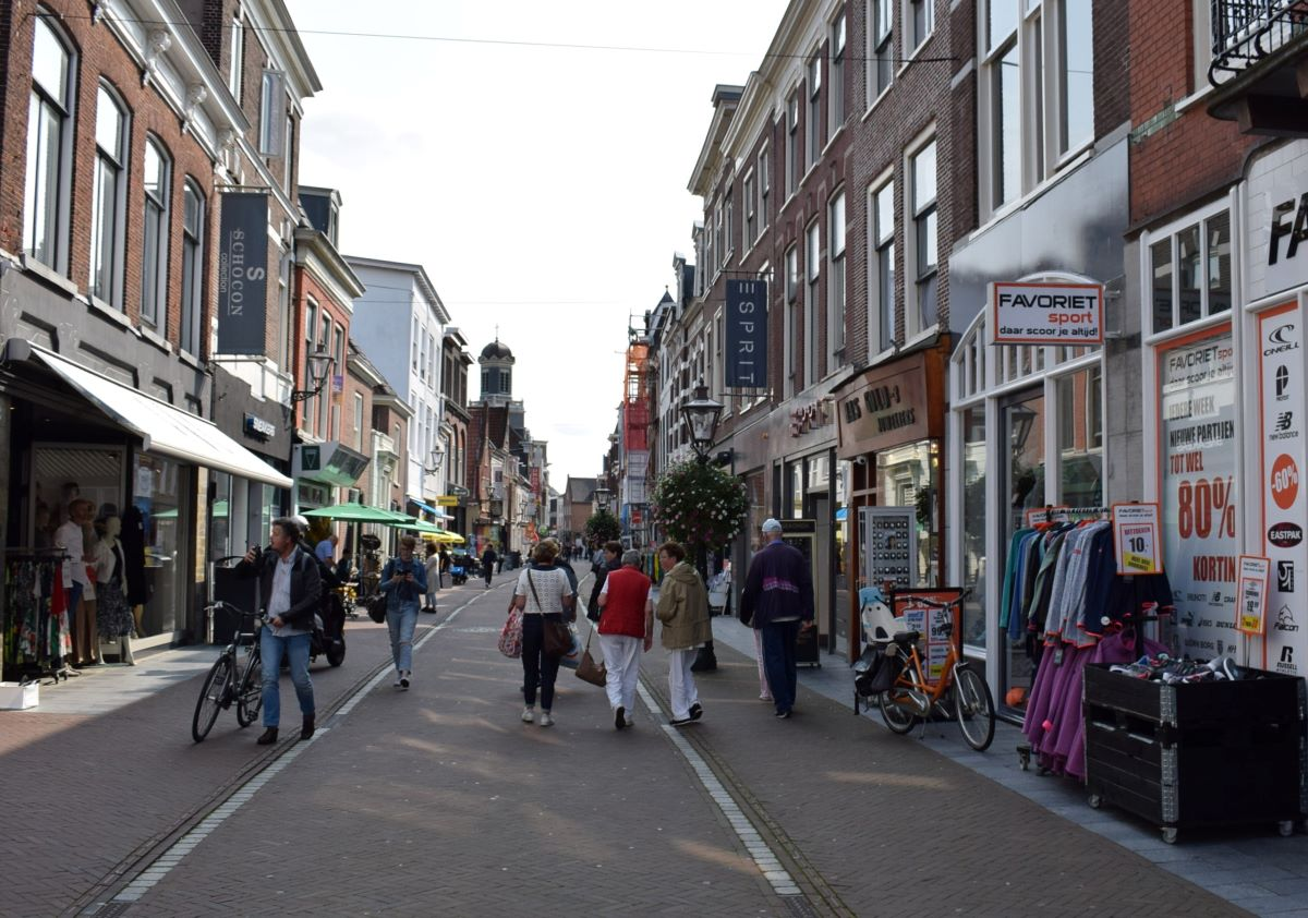 Winkelen Haarlemmerstraat