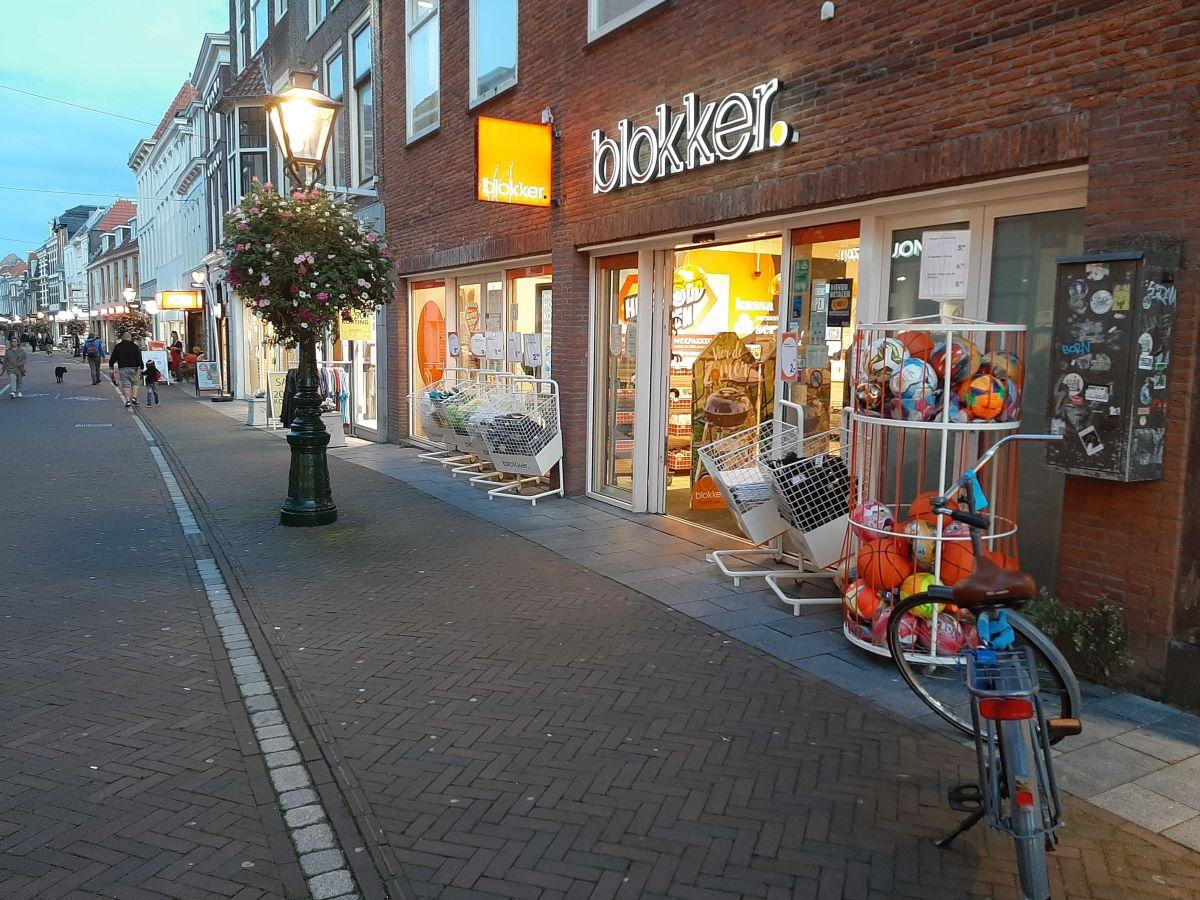Blokker Haarlemmerstraat