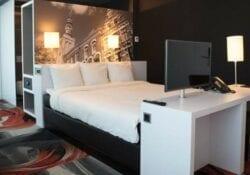Fletcher Wellness Hotelkamer Leiden