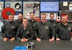 Teamfoto Warmteservice