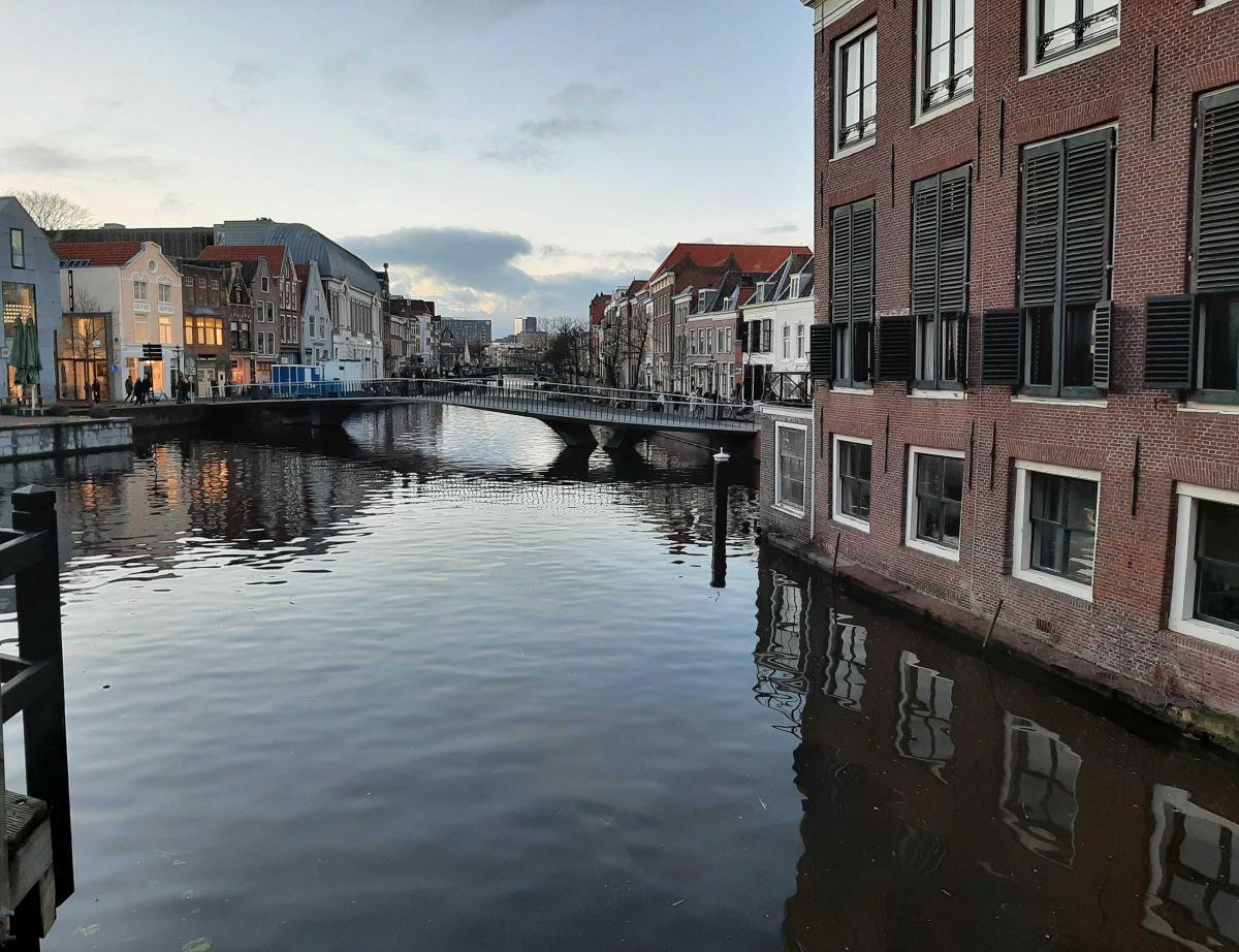 Sleutelstad Rijn bij Aalmarkt