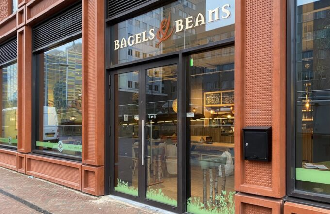 Bagels and Beans Stationsplein