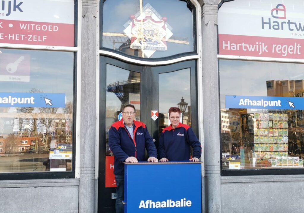 Wim en Anet Hartwijk