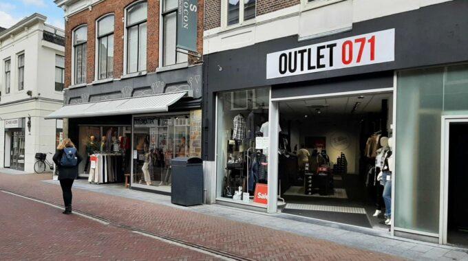 Outlet 071 Haarlemmerstraat
