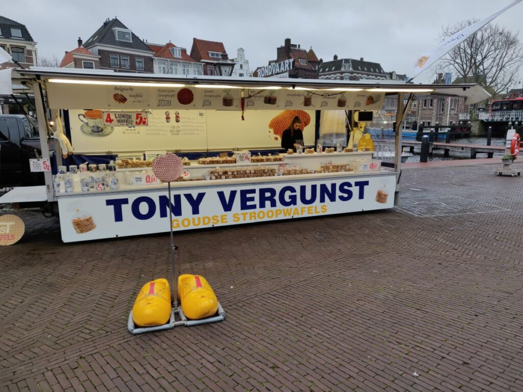 Ron Vergunst verkoopwagen