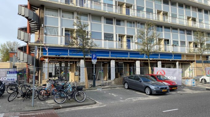 Winkelcentrum Diamantplein