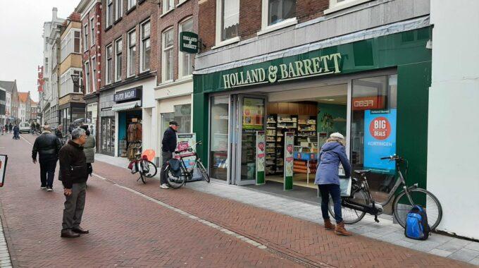 Holland and Barret Haarlemmerstraat