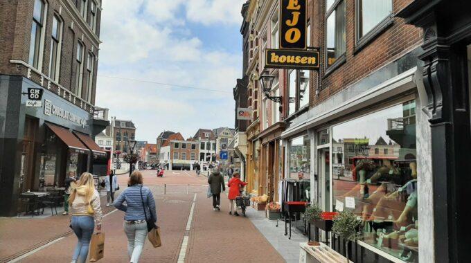 GeJo Kousenhuis Haarlemmerstraat