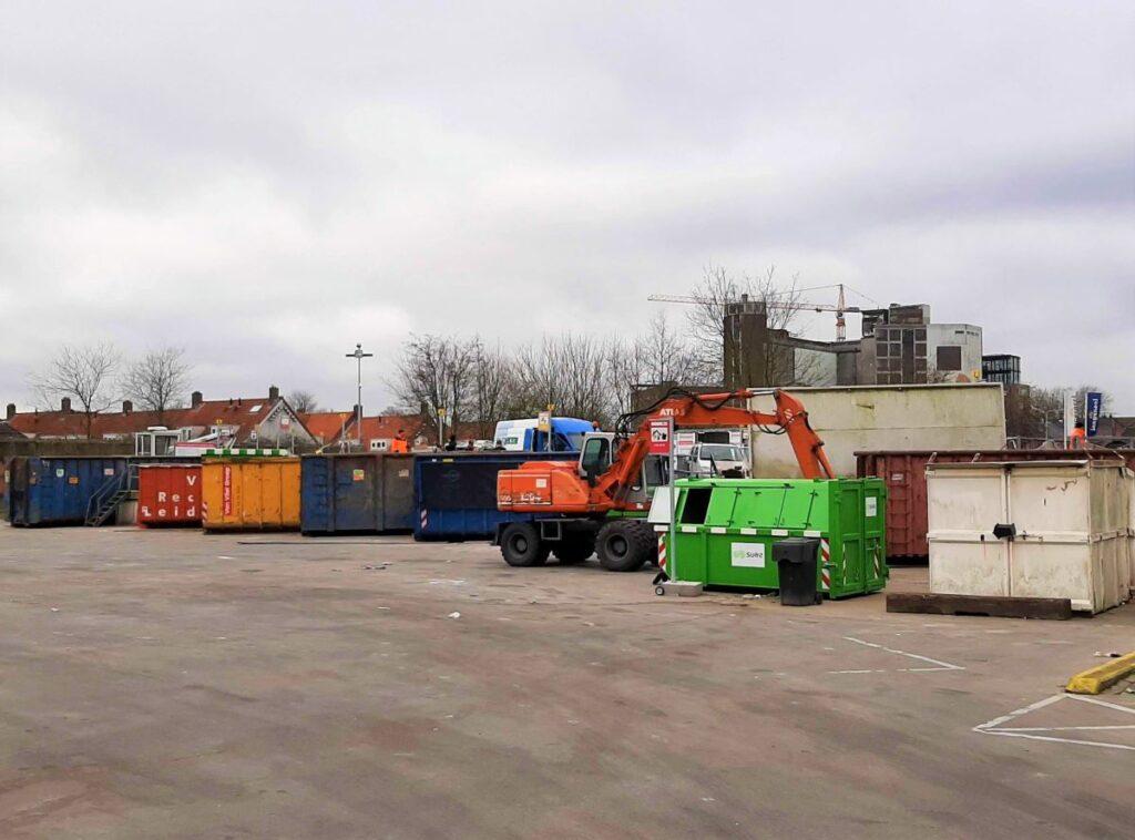 Milieustraat Leiden