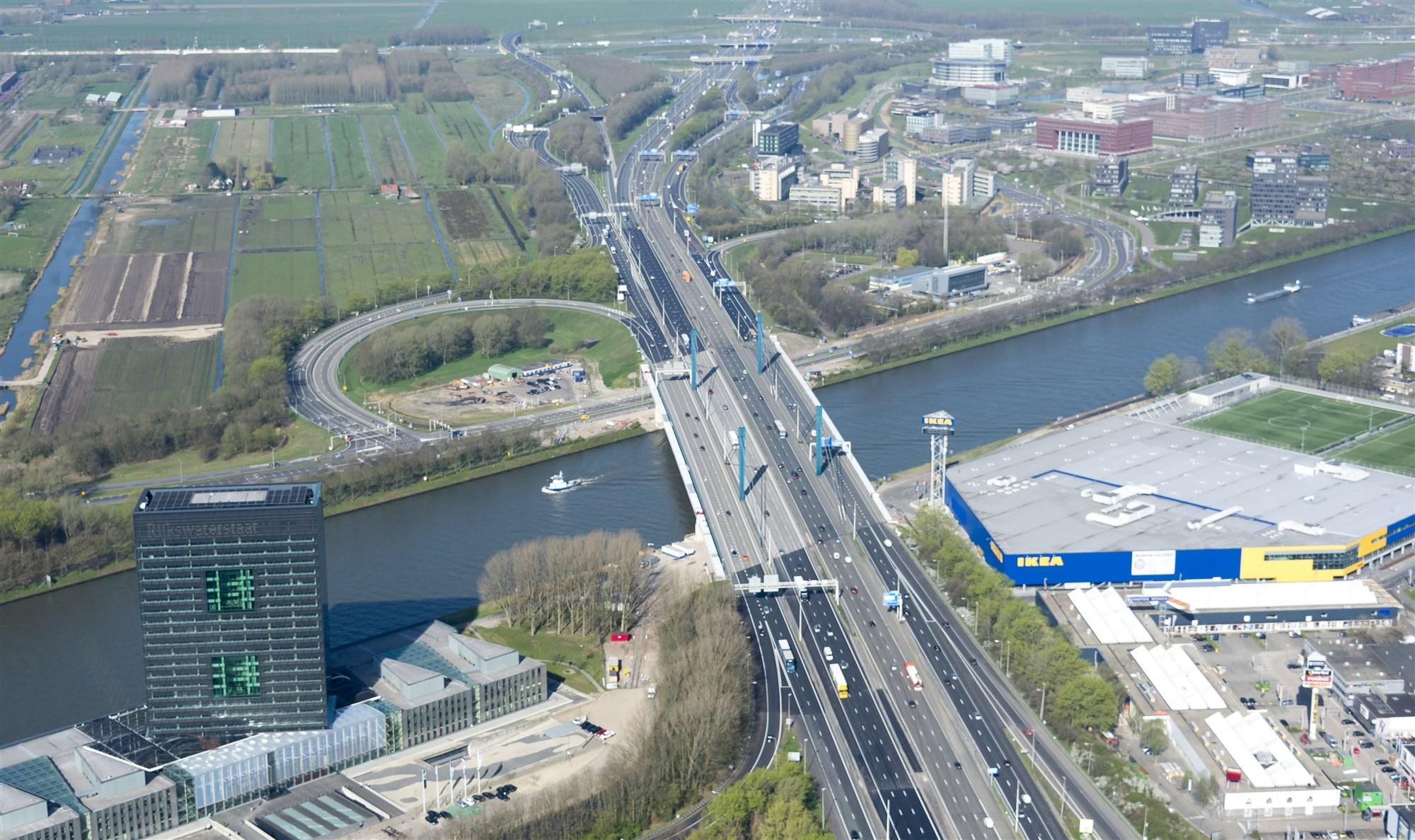 Bereid je vast voor: A12 richting Den Haag gaat tien dagen dicht - indebuurt