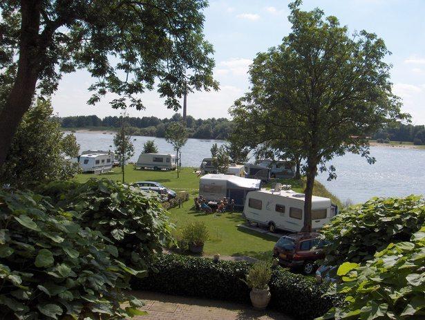 kamperen in Nijmegen