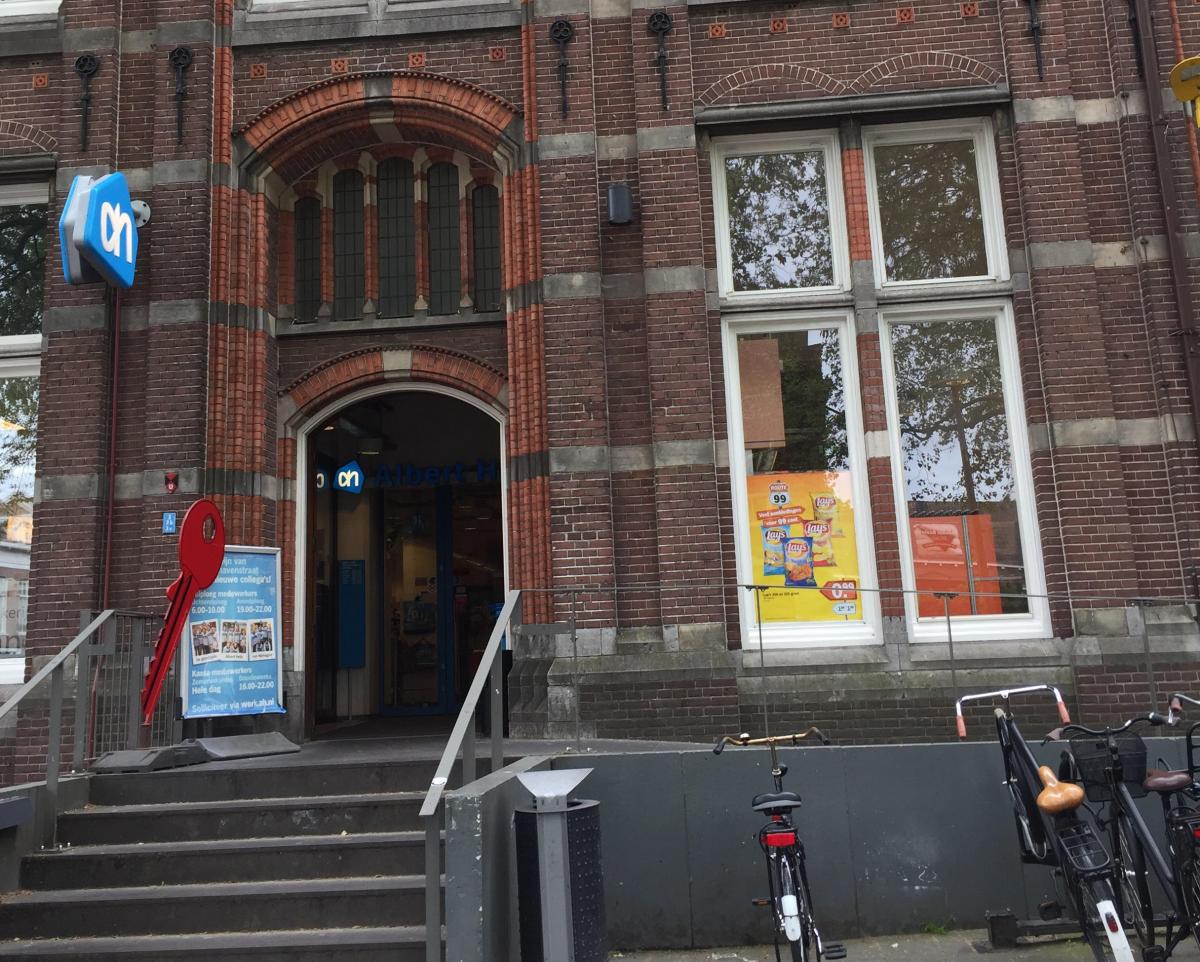 Albert Heijn Schevichavenstraat
