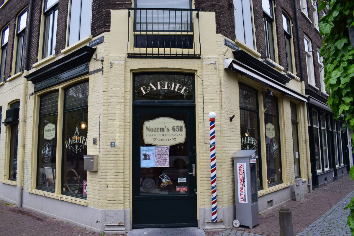 Herenkapper Nijmegen