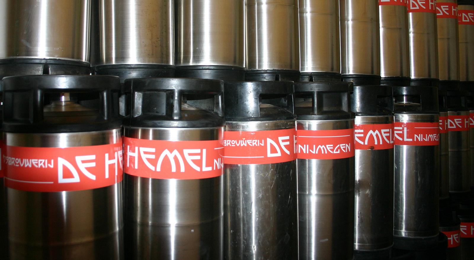 Brouwerij de Hemel in Nijmegen