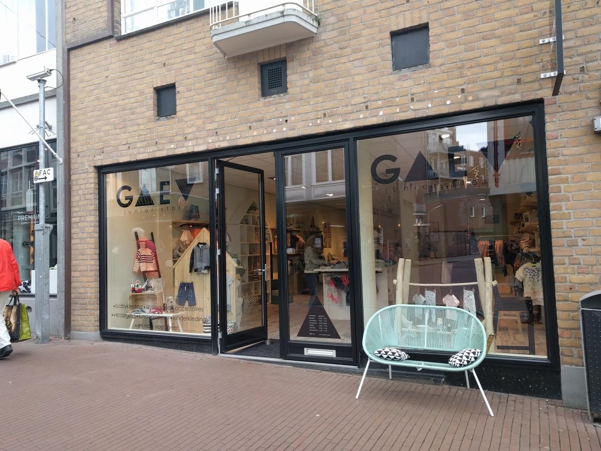 Kinderkledingwinkel GAEV