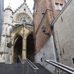 Stevenskerk trappen