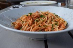 spaghetti dolce vita