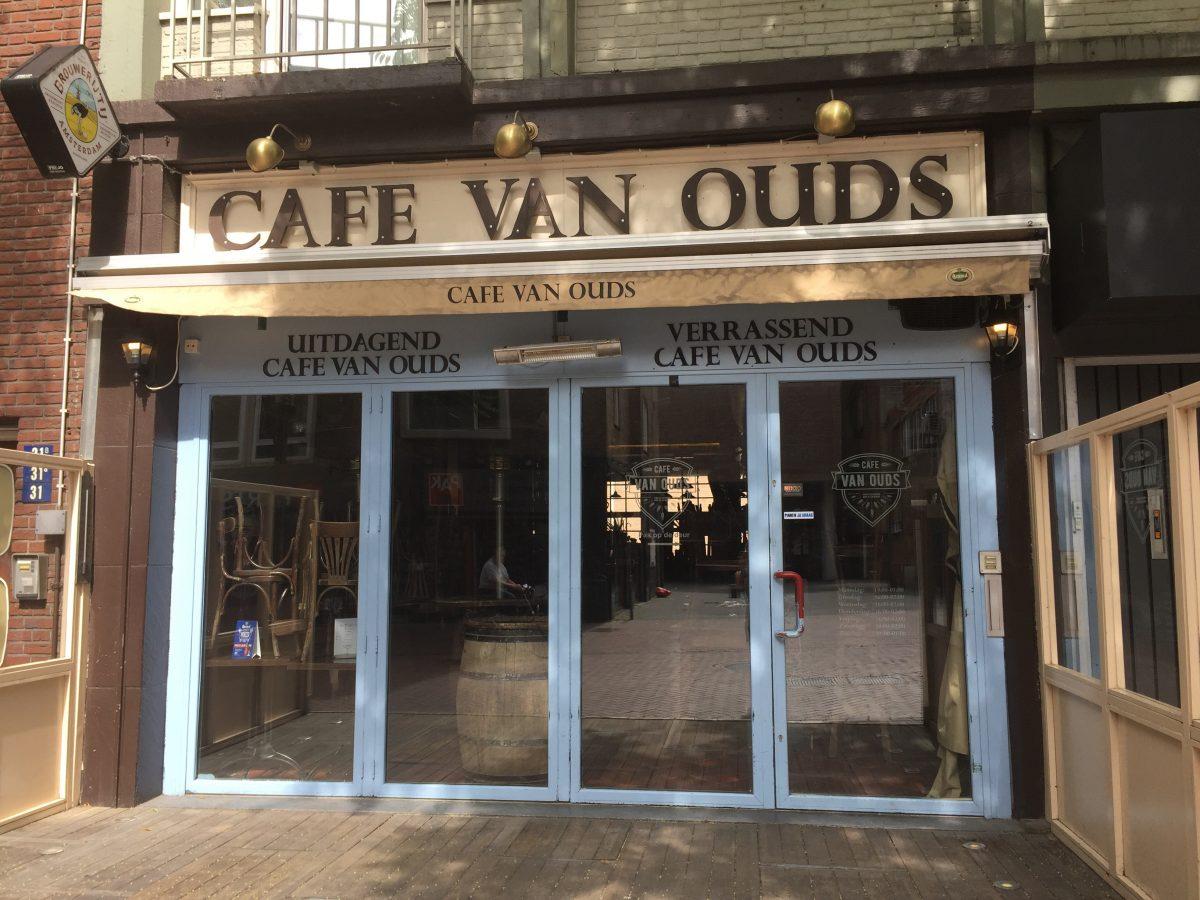 café van Ouds