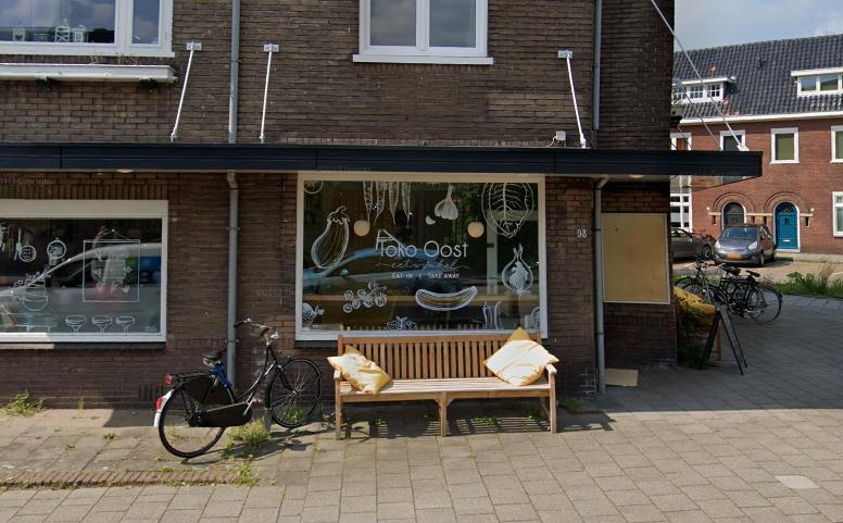 restaurants in Nijmegen-Oost