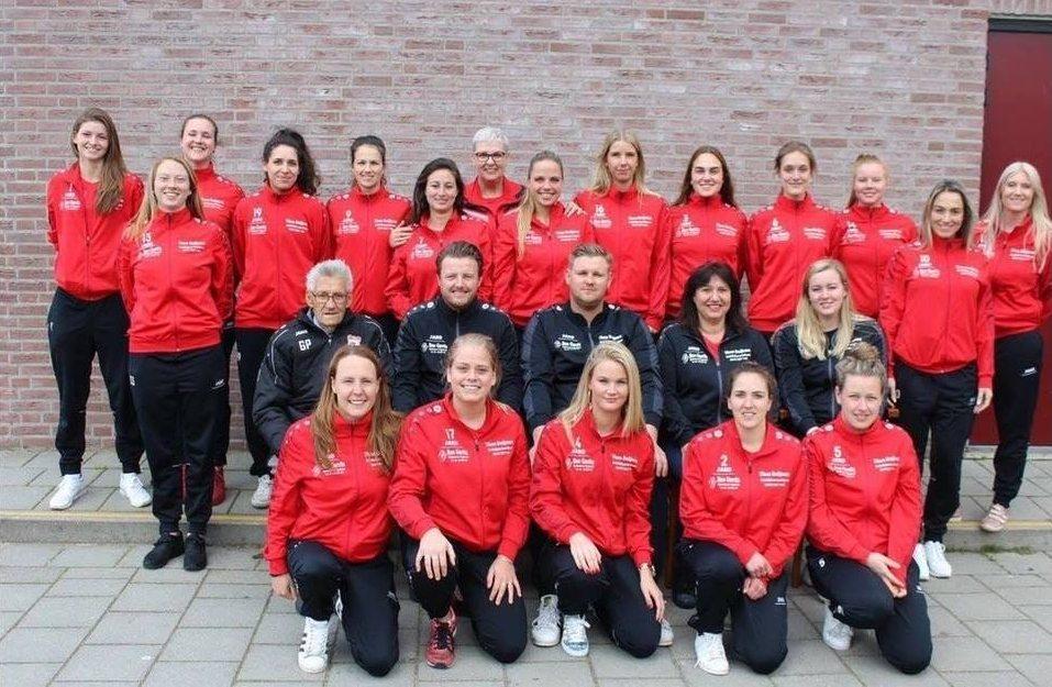 damesvoetbal SV Nijmegen
