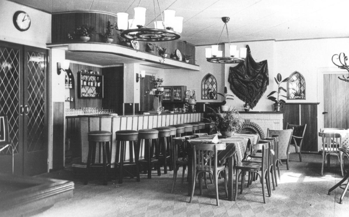 Café-Zaal Groenewoud