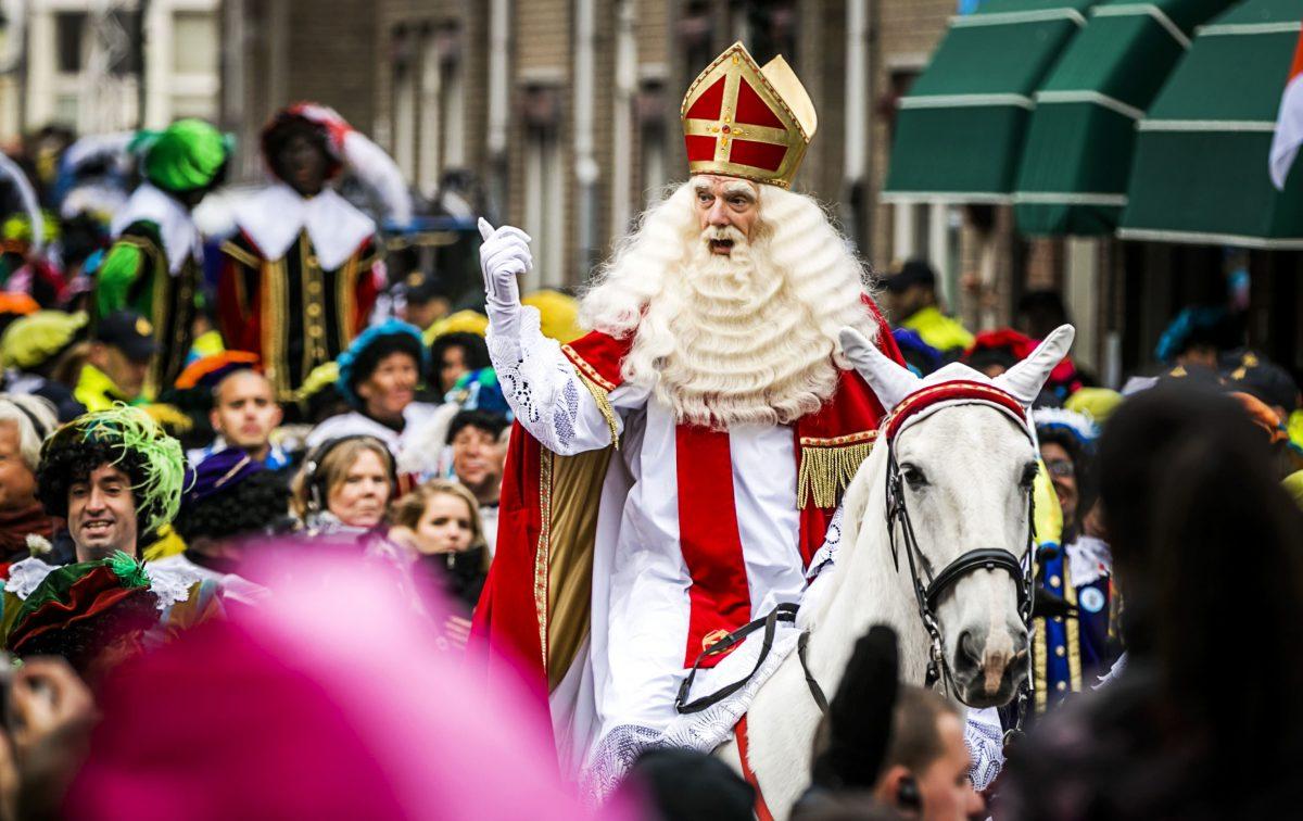 intocht Sinterklaas 2018 in Nijmegen