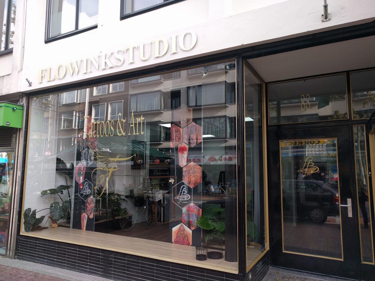 Flowinkstudio Bloemerstraat