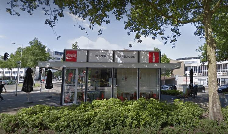 Cafetaria Keizer Karelplein