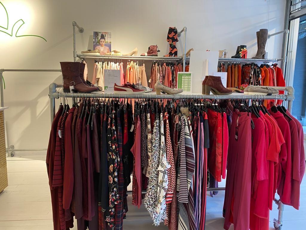 korting bij inleveren kleding
