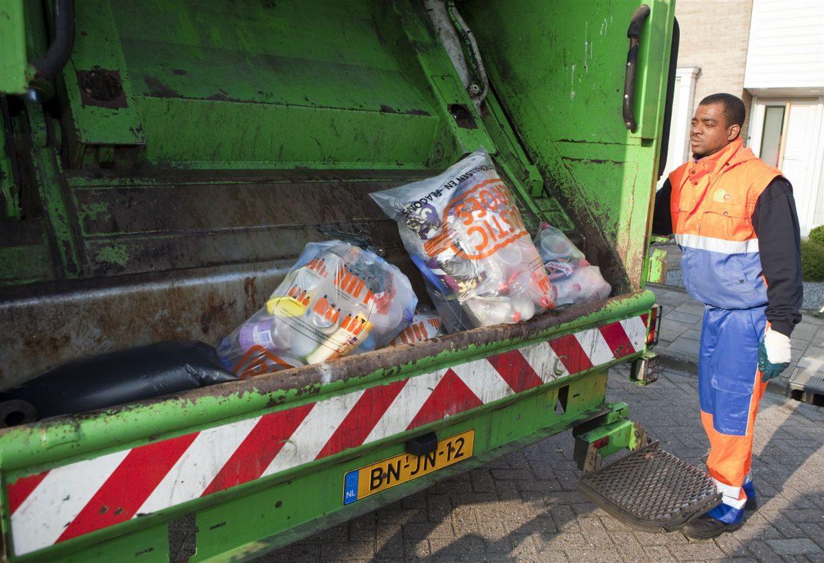 afval Koningsdag