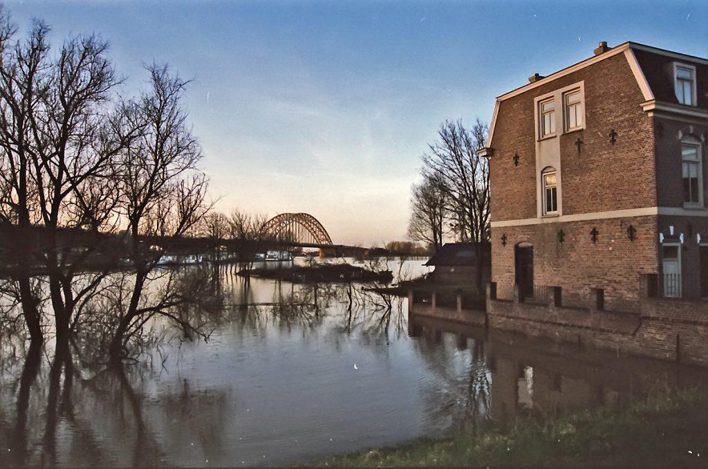 Overstroming Waal