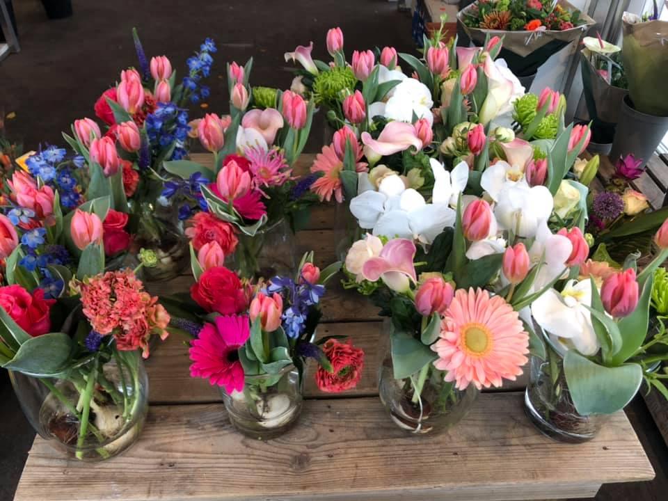 bloemisten in Nijmegen