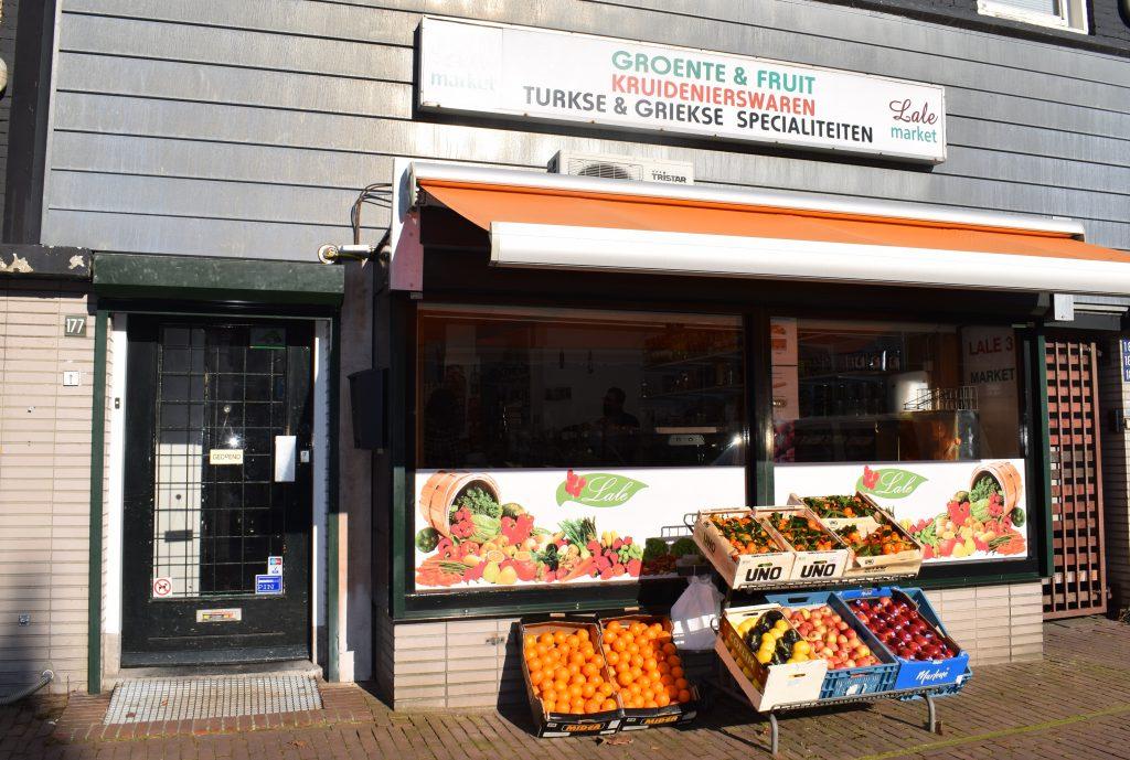 lale market