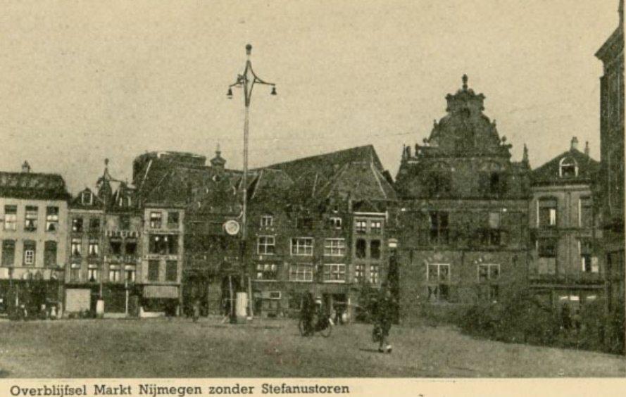 Stevenstoren bombardement