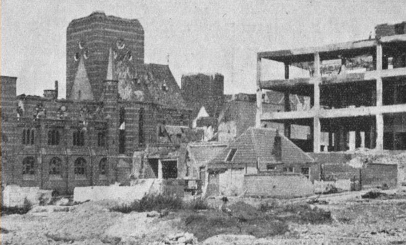 Bombardement V&D
